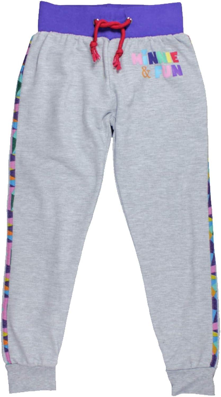 Disney Minnie Mouse - Pantalones de chándal para niña: Amazon.es ...