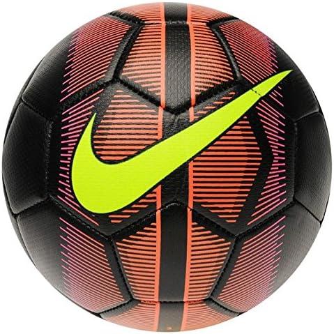 Nike Mercurial Veer – Balón de fútbol, negro / rosa: Amazon.es ...