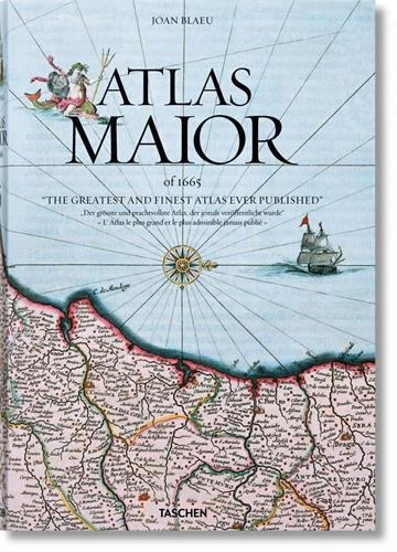Blaeu: Atlas Maior (Multilingual (Blaeu Antique Map)