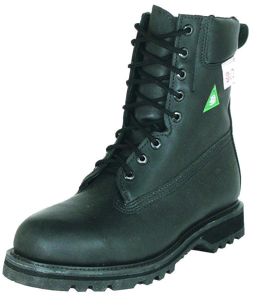 Amerikanische Schuhe - Arbeitsschuhe BO-4048-EE BO-4048-EE BO-4048-EE (Fett Fuß) - Mann - Leder - schwarz d6c5e7
