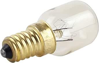 Noondl - Bombillas LED E14 para campana de cocina (2 unidades, 25 W, rosca pequeña E14), color blanco frío: Amazon.es: Iluminación