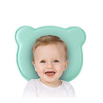 Amazon.com: Almohada de espuma viscoelástica para bebé ...