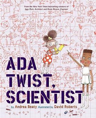 book cover of Ada Twist, Scientist