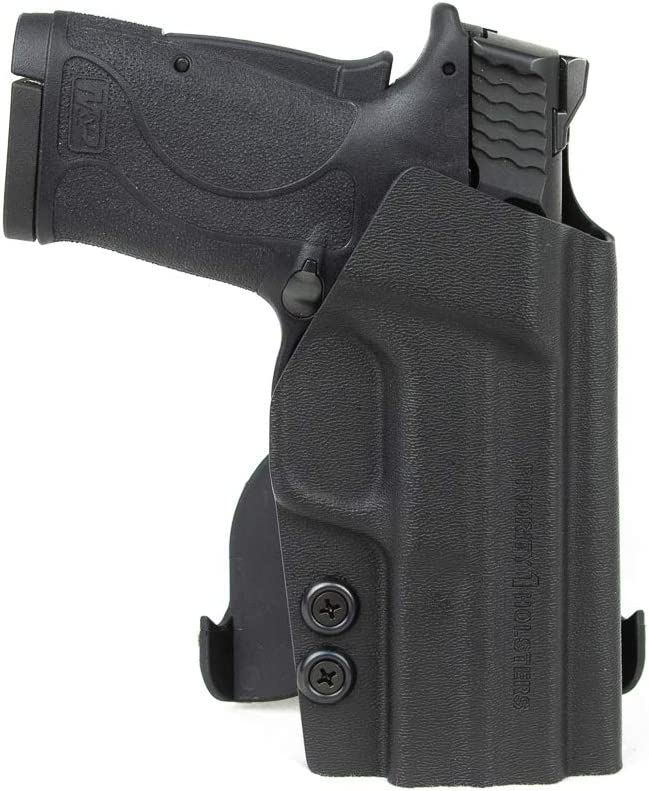 B.B.F Make M&P Shield IWB Kydex Holster