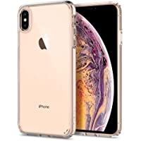 Spigen iPhone Xs Max Case Ultra Hybrid - Crystal Clear