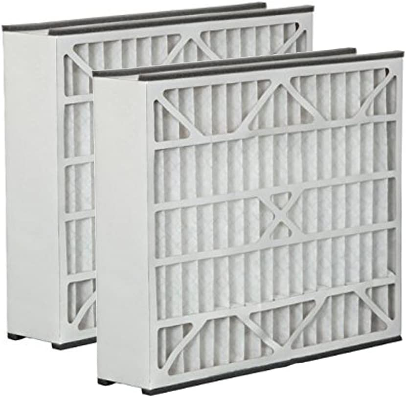 Tier1 20x25x5 Merv 8 Replacement for Trion/Air Bear 259112-102 & 255649-102 Air Filter 2 Pack