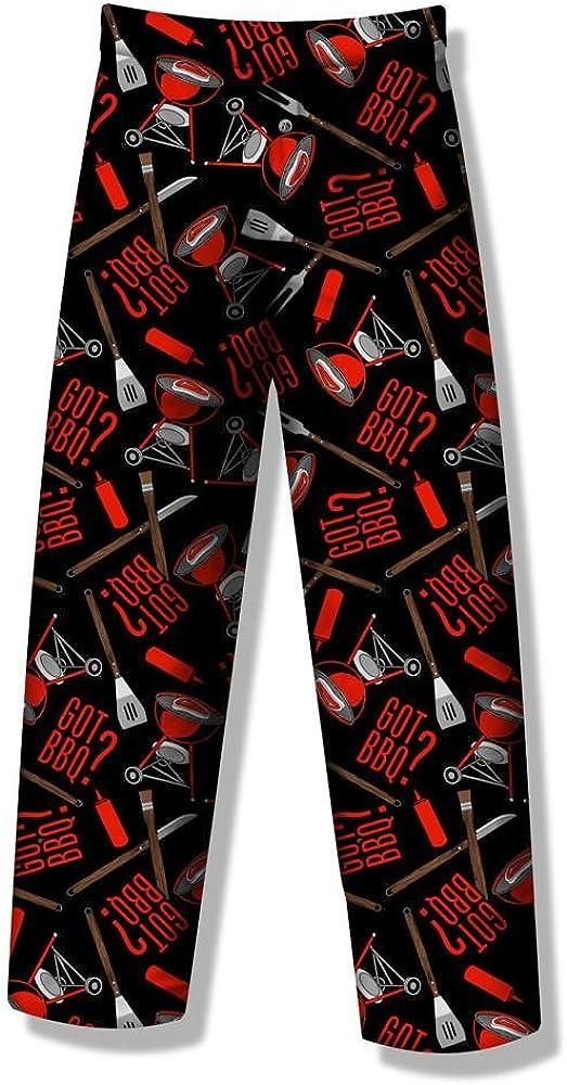 Fun Boxers Mens Food Fun Prints Pajama & Lounge Pants