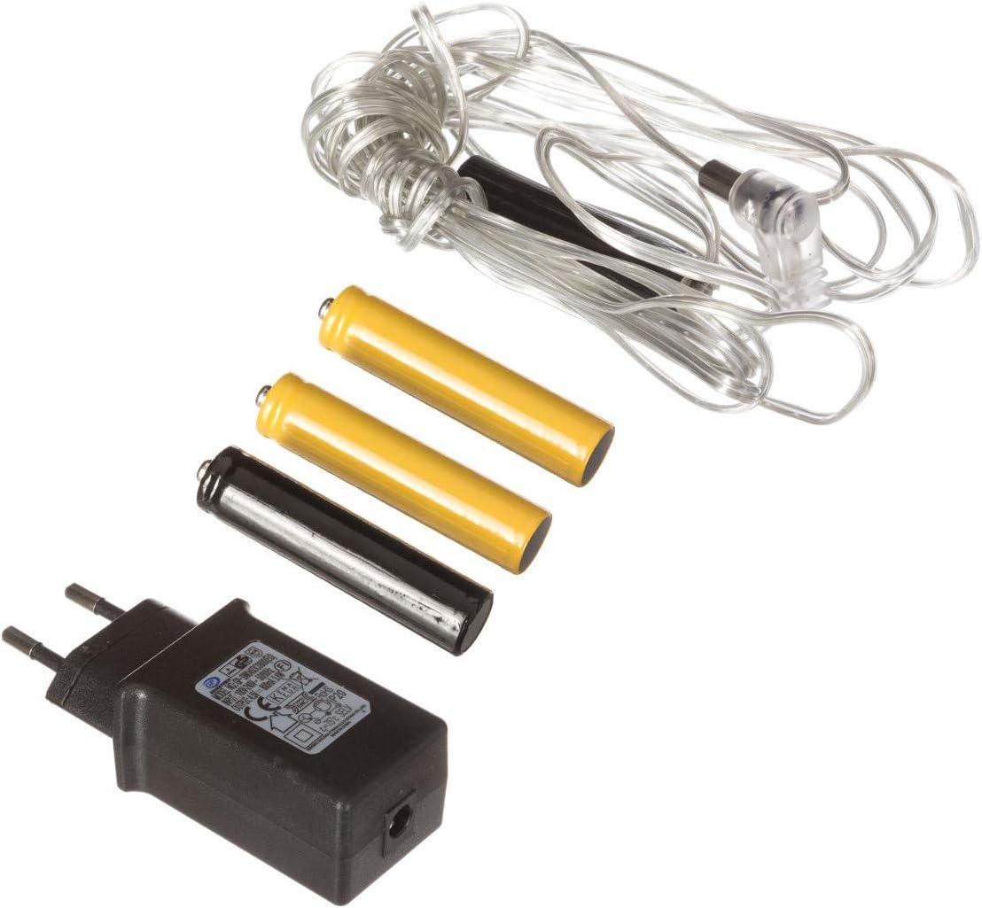FEERIC CHRISTMAS Accessoire transformateur boitier pour 10 Piles AA