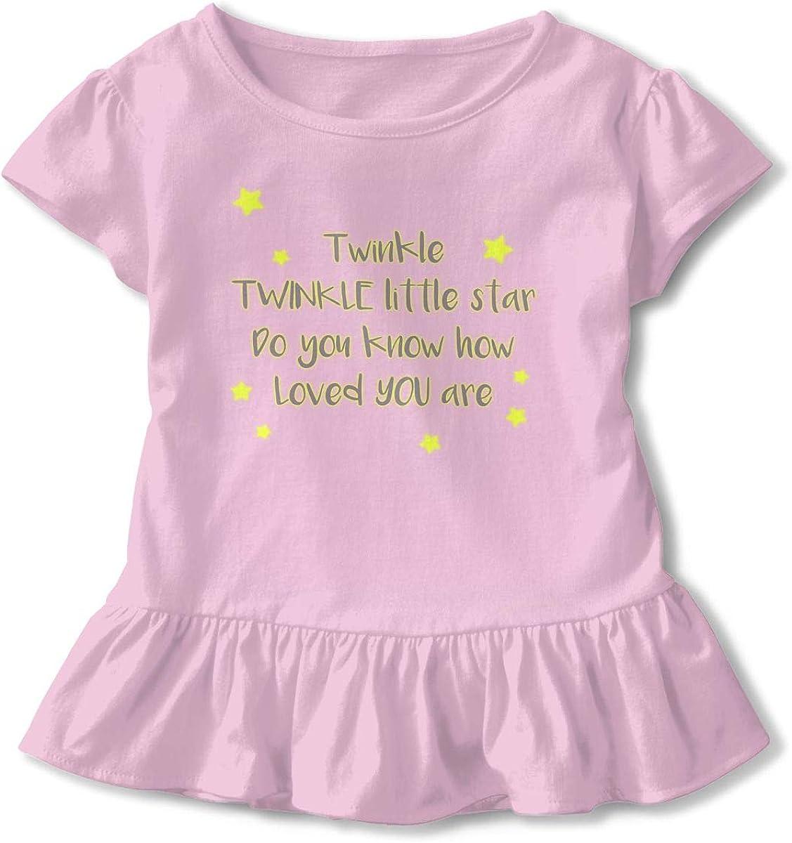 Sassy Like My Grandma Baby Skirts Cute Kids T Shirt Dress Short Sleeve Flounces Outfits