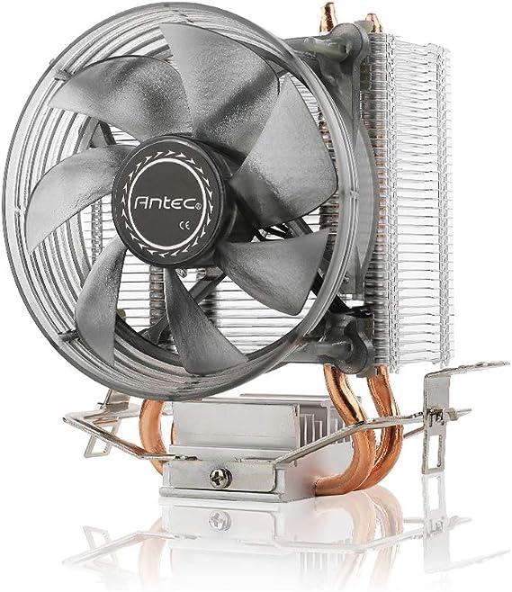 Antec Prizm 120 ARGB 5 + C Ventilador de caja de 120 mm con controlador de ventilador (paquete 5 en 1): Amazon.es: Industria, empresas y ciencia