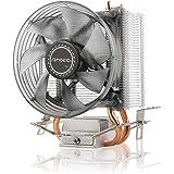 Antec CPU Cooler, Blue LED Fan 92mm, for Intel LGA 775/1150/1151/1155/1156 & AMD Socket FM1/AM3/AM3+/AM2+/AM2/AM4, A30