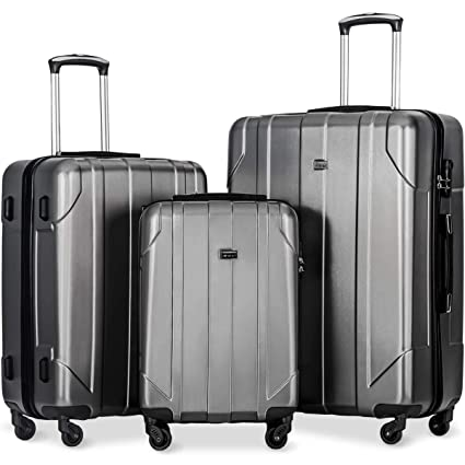 Eco-friendly luggage set