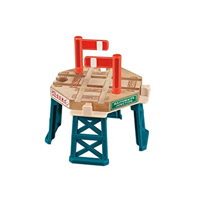 Fisher-Price Thomas & Friends Wooden Railway, Elevated Crossing Gate: Toys & Games