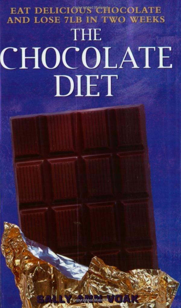buy sally ann voak chocolate diet plan