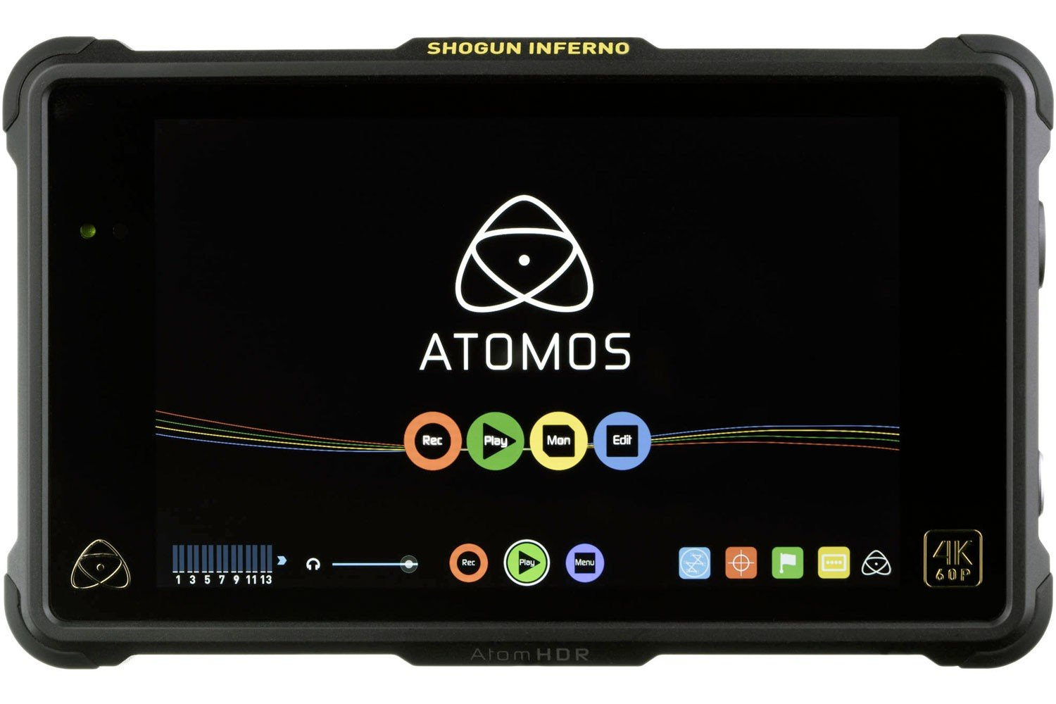 Expert Shield - THE Screen Protector for: Atomos Inferno/Flame (7.0