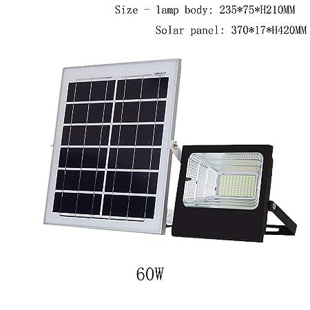 XEX Foco LED Proyector,Proyector Solar, Luz De Trabajo Impermeable ...