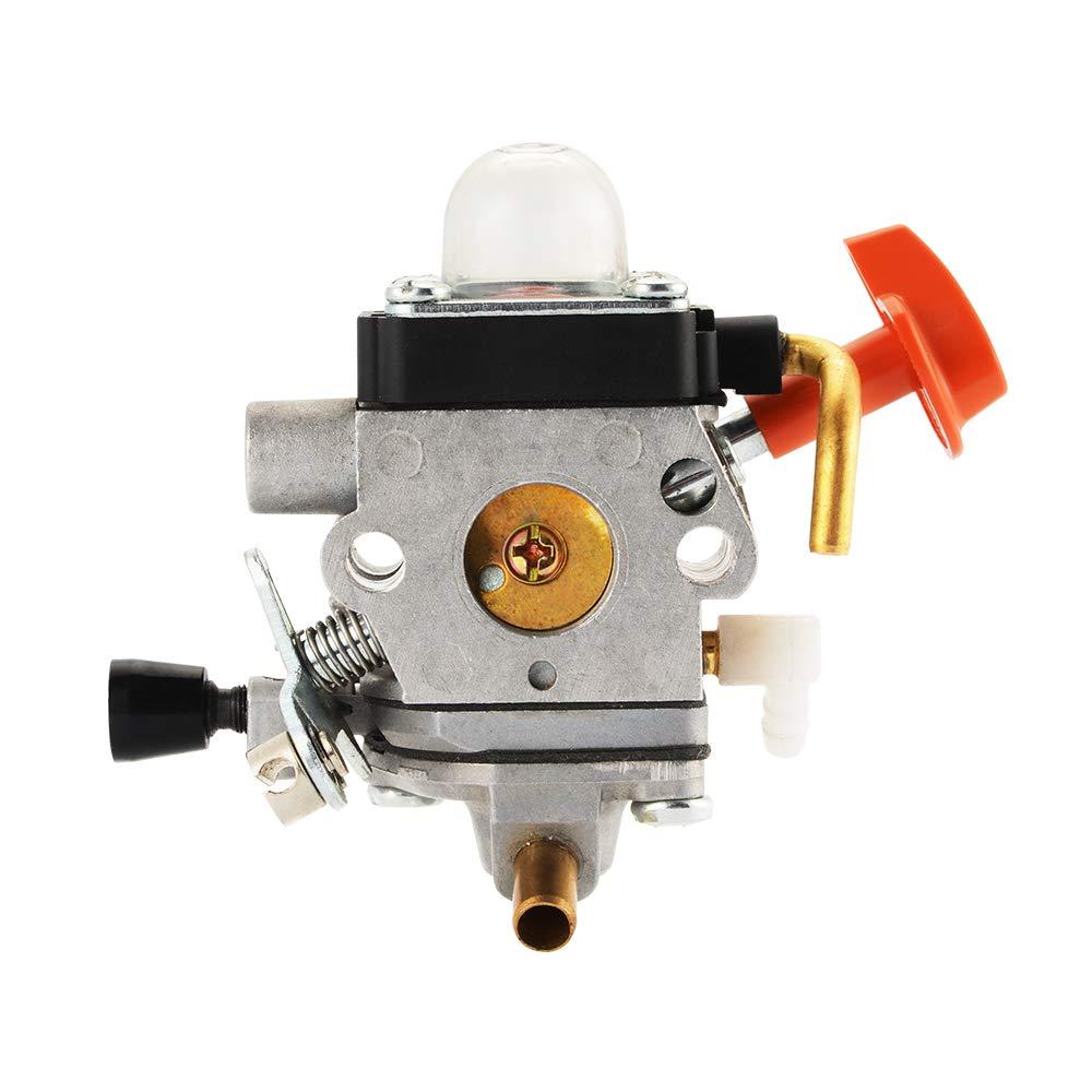 Tutmonda Carburador para Stihl FC100 FC110 FC90 FC95 FS87 FS90 FS100 HT100 C1Q-S174 Carb
