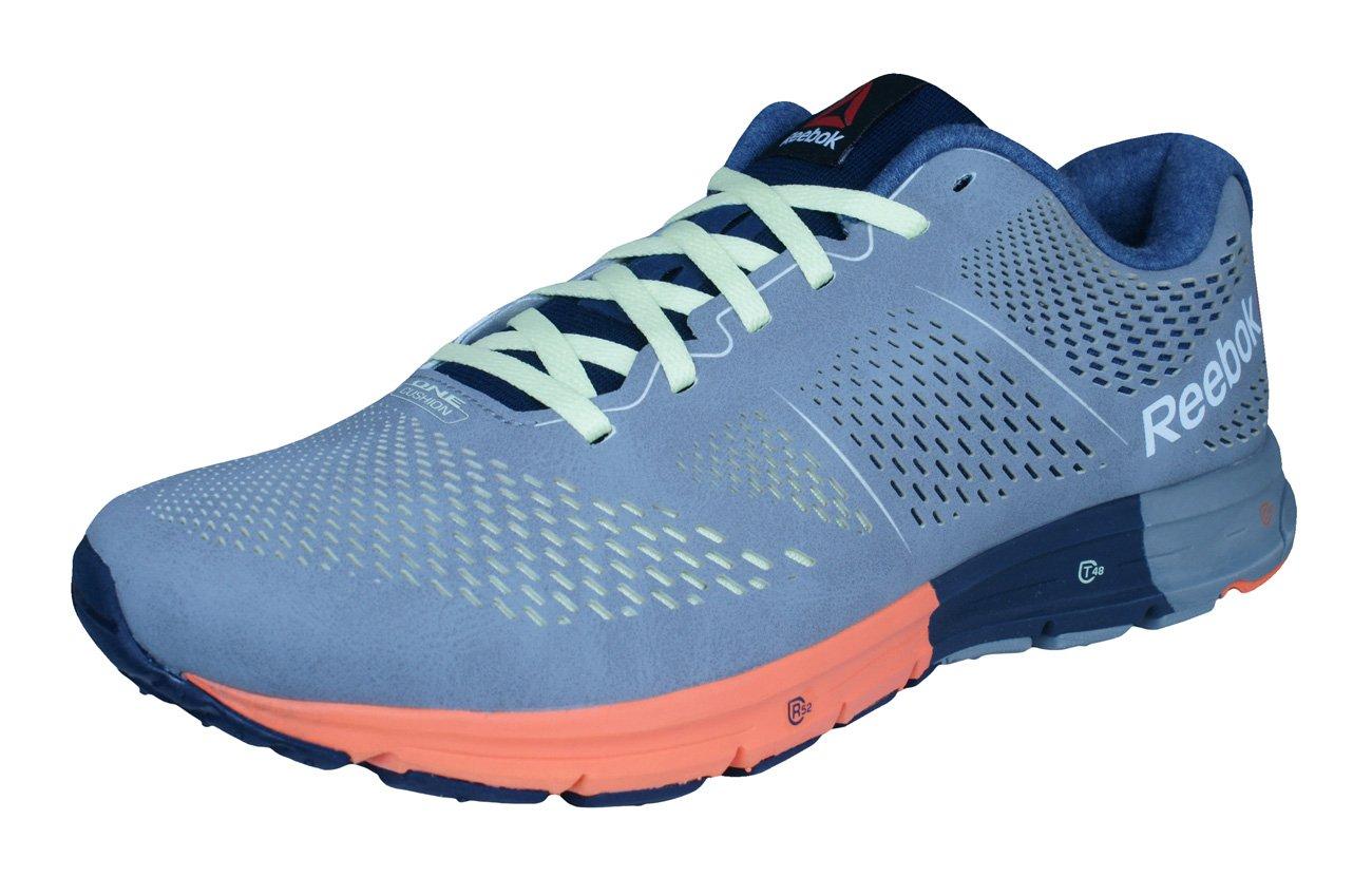 Reebok One Cushion 2.0 Lux Zapatillas de deporte corrientes de los hombres 43 EU|Grey