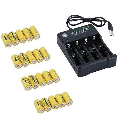 Recargable kit de baterías para la cámara de Netgear Arlo Seguridad - paquete de 20 baterías