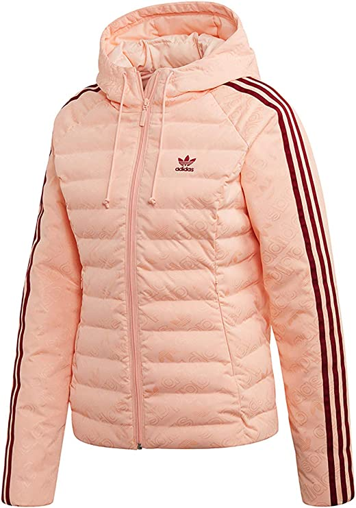 adidas Originals Jacke Damen Slim Jacket ED4739 Rosa: Amazon