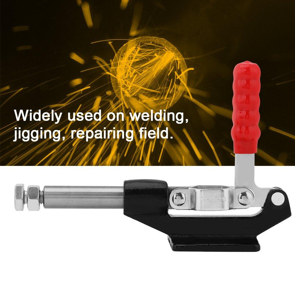 305E capacit/é de 386 kg colliers de serrage /à poussoir en m/étal /à action de piston pince de serrage de piston de 42 mm