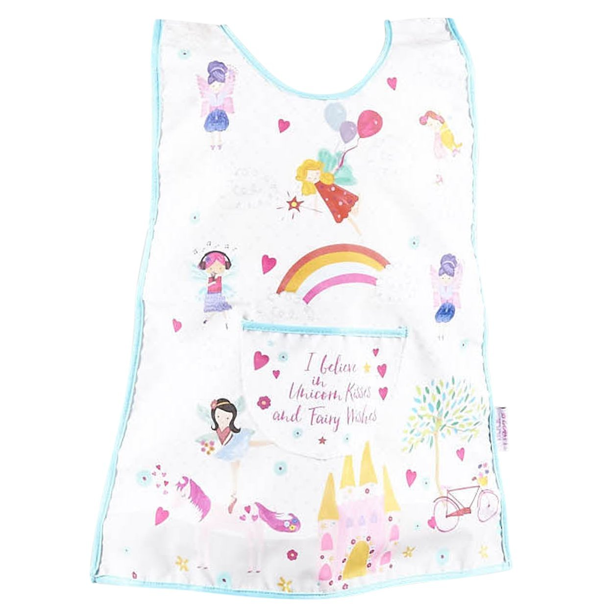 Floss & Rock Children's Artist Smock (Unicorn)