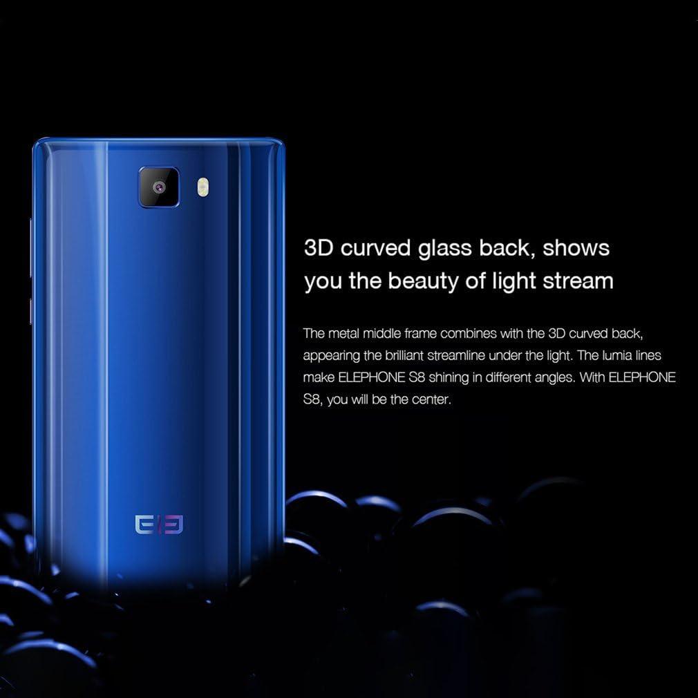 Elephone S8 Smartphone Libre 4G(Android 7.0, Pantalla de 6.0 ...