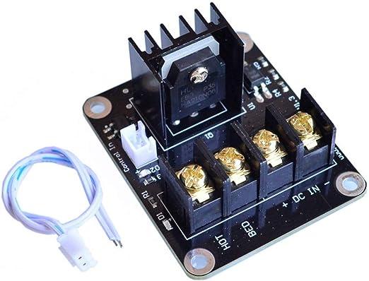 Jinxuny Módulo de Impresora 3D Accesorios de la Placa Base de ...