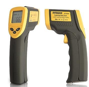 Champion Infrarrojos Ultra precisa termómetro de Infrarrojos Pistola de Temperatura, Resultados instantáneos, función de