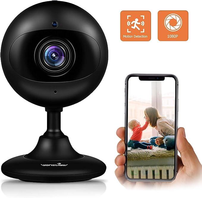 Wansview Wlan Ip Kamera 1080p Hd Wireless Kamera
