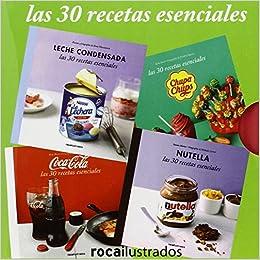 Pack Las 30 Mejores Recetas Esenciales (Ilustrados): Amazon.es: Vv.Aa.: Libros