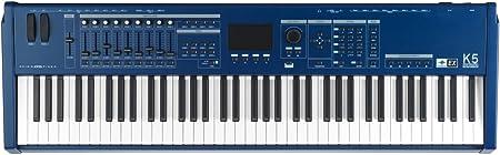 Piano Físico K5-Ex De 76 Teclas Teclado Maestro Midi Con ...