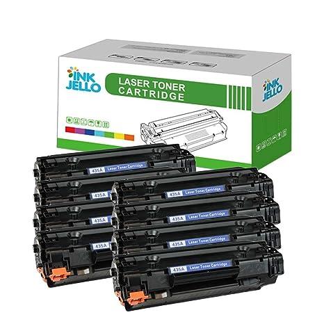 InkJello - Cartucho de tóner Compatible para HP Laserjet P1005 ...