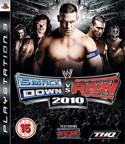 WWE SmackDown vs. Raw 2010 - Playstation 3 (Wwe Raw Game)