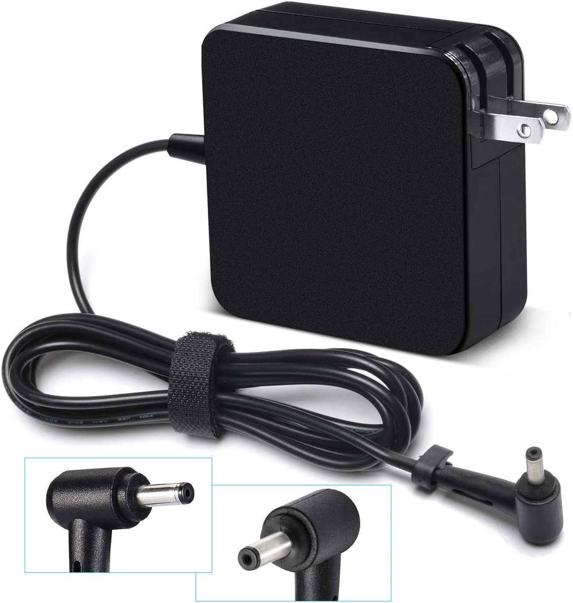 New Q304 UX31A UX303U TP301 AC Laptop Power Charger for Asus Q304UA Q504 Q504U Q504UA Q553 UX310UA UX310UQ UX410 TP501UA TP501U TP501 N65W-02 ADP-65AWA