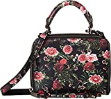 Rebecca Minkoff Women's Box Crossbody Rose Floral One Size