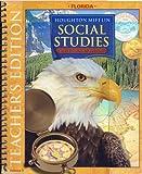 Houghton Mifflin - Social Studies - Florida Teacher's Edition (United States History, Volume 2)