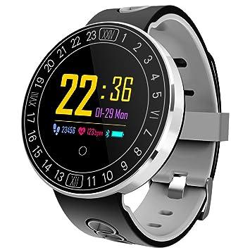Fitness tracker Rastreador De Ejercicios, Smart Watch Q8 Plus, CaloríAs/PodóMetro A Prueba
