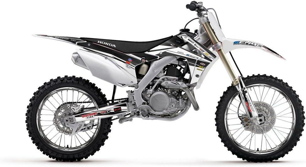 Senge Graphics Kit Compatible with Honda 2015-2020 CRF 150F//230F Vigor Pink Graphics kit