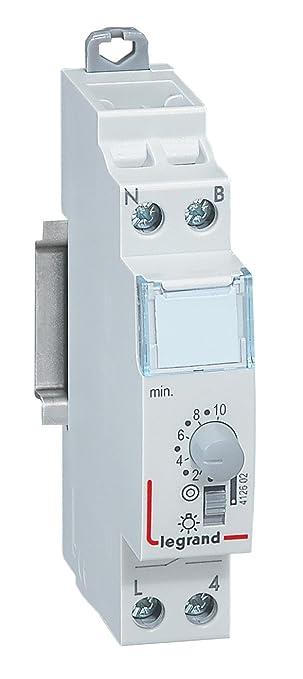Legrand control del tiempo - Minutero modular 16a: Amazon.es: Industria, empresas y ciencia