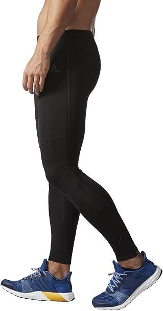 Contemporáneo calor parálisis  adidas Men's Response Long Tights: Amazon.co.uk: Clothing