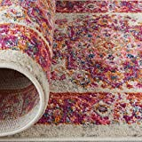 """Rivet Old World Persian Rug, 5'3"""" x 7'3"""", Passion"""