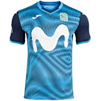 Joma Movistar Inter FS Primera Equipación 2020-2021, Camiseta, Turquesa