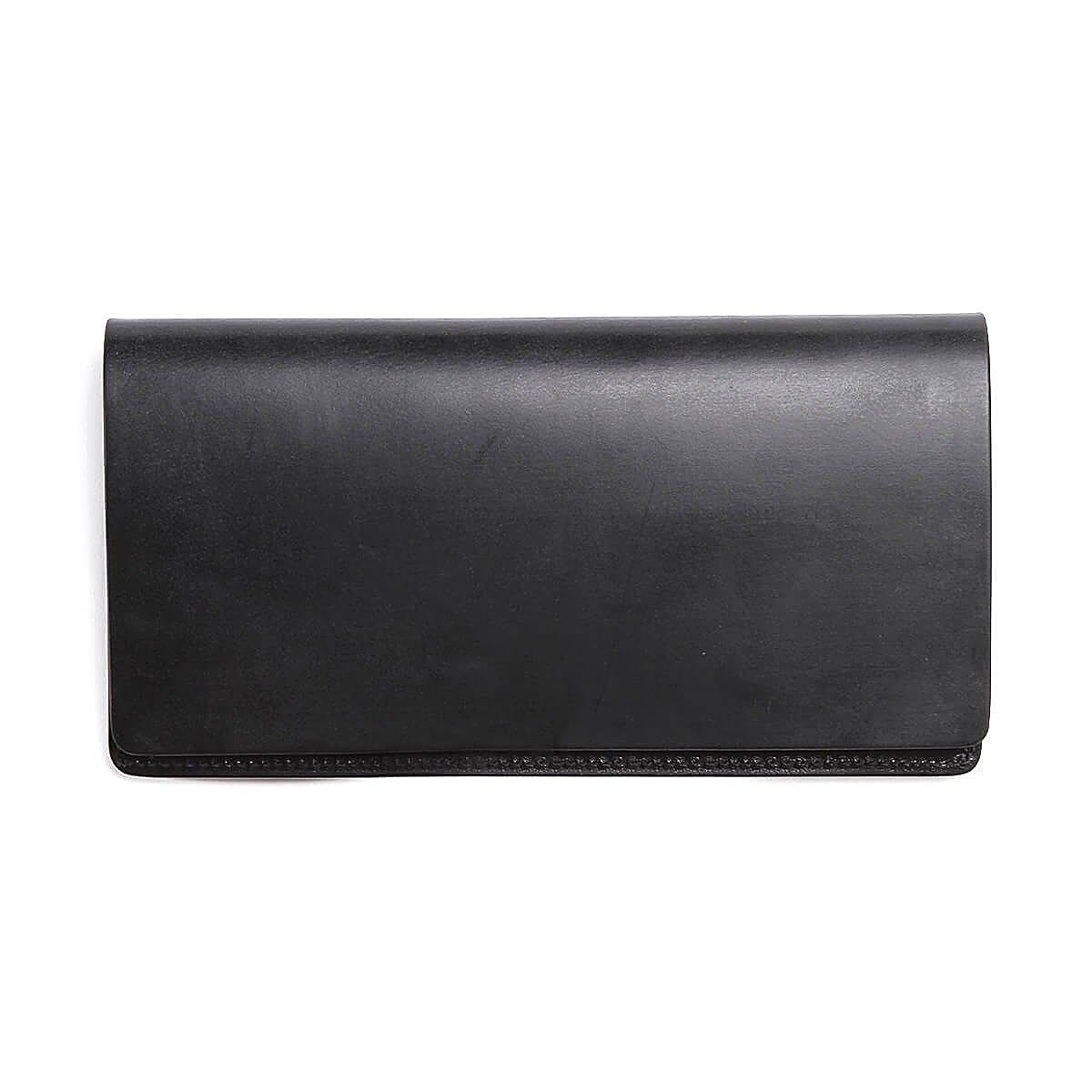 スロウ 長財布 bridle SO642G B078HPJJT6 ブラック ブラック