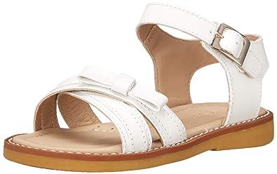 Amazoncom Elephantito Kids Lili Cross Sandal Wbow Sandals
