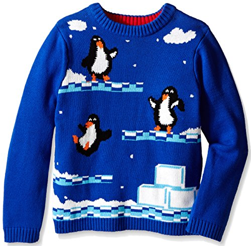 Blizzard Bay Boys' Penguin Video Game Sweater