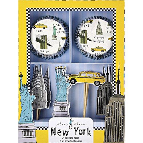 Meri Meri Cupcake Kits, New York