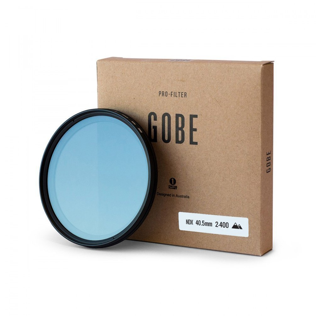 Gobe NDX 40.5mm Variable ND Lens Filter by Gobe