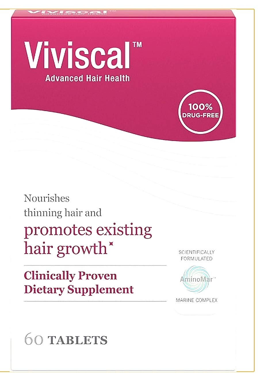 Viviscal Hair Nutrient Tablets, 120 Extra-Strength Tablets [1A2R1X9]