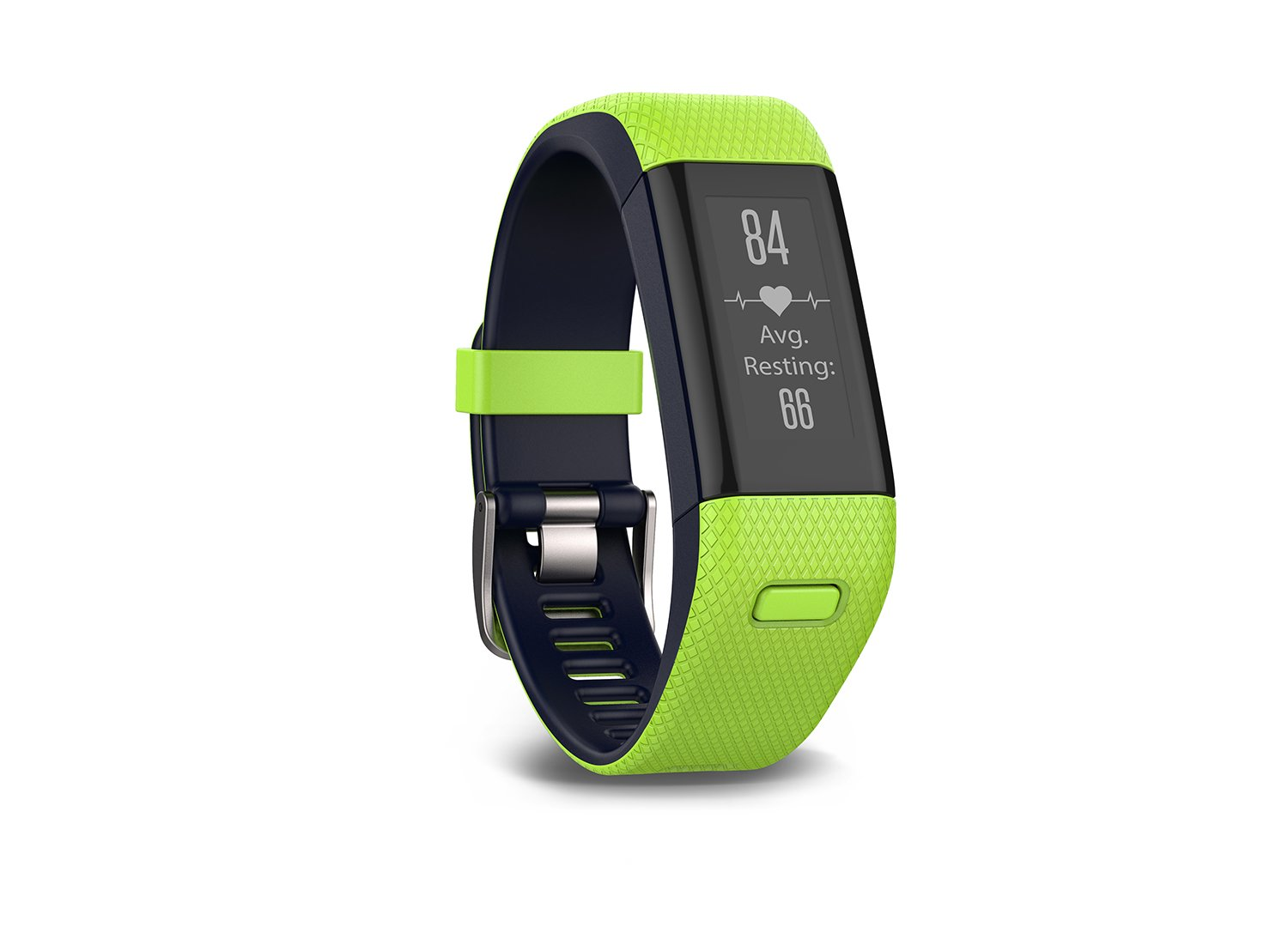 Garmin Approach X40 (Lime) Golf GPS & Fitness Band BUNDLE with PlayBetter USB Car Charge Adapter by Garmin (Image #3)